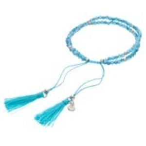 🆕 LC Lauren Conrad Birth Month Tasseled Bracelet